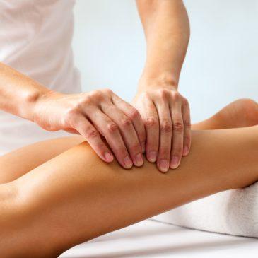 5 Massages bien-être